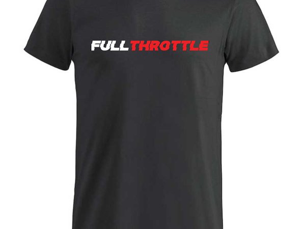 FullThrottle T-Skjorte