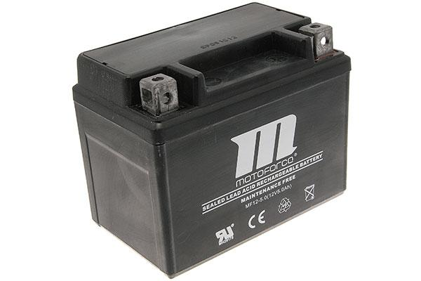 MC-BATTERI GEL 12V 5AH